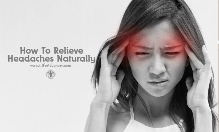 How to Relieve Headaches Naturally with 5 Lifestyle Changes