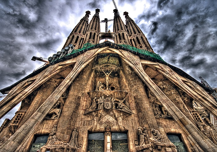 Beautiful photos/Nature - Page 3 Sagrada-Familia