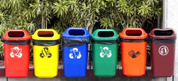 Look for Restaurants that are Certified for Recovering Waste