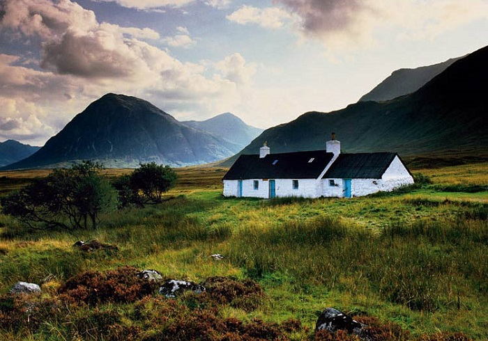 Beautiful photos/Nature - Page 3 Scottish-highlands-croft