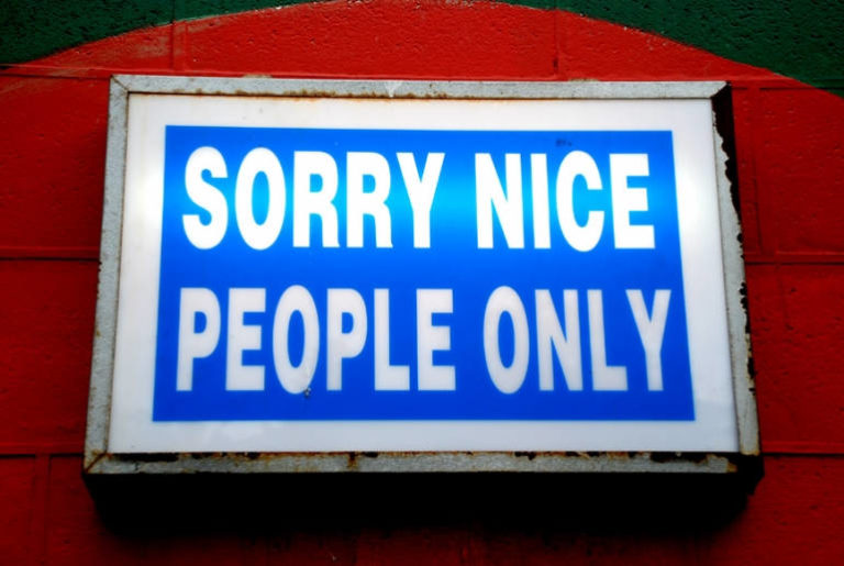 12 Stupid Things Truly Nice People Don't Do