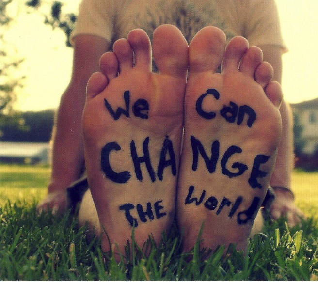 Want to Change the World? Do This One Thing