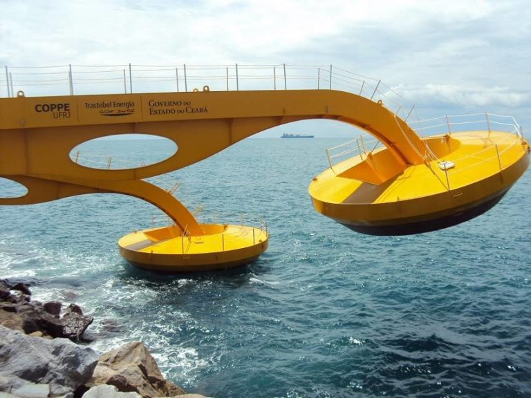The First Wave Energy Converters for Latin America