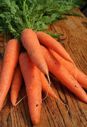 List of Whole Foods-Carrots