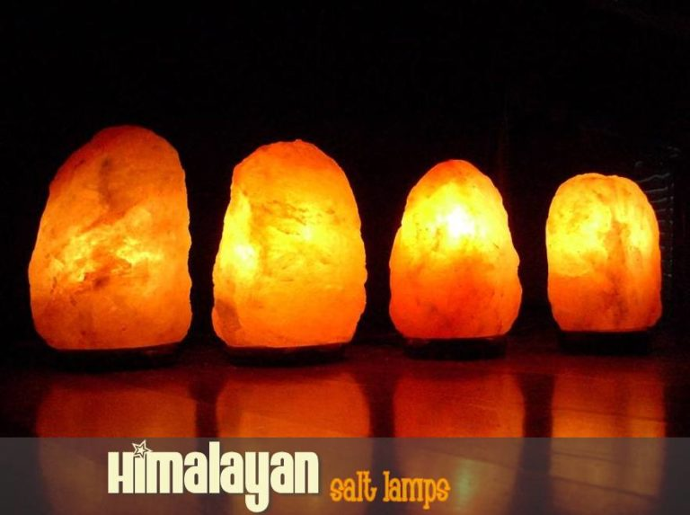 How to Improve Your Home and Well-being with Himalayan Salt Lamps