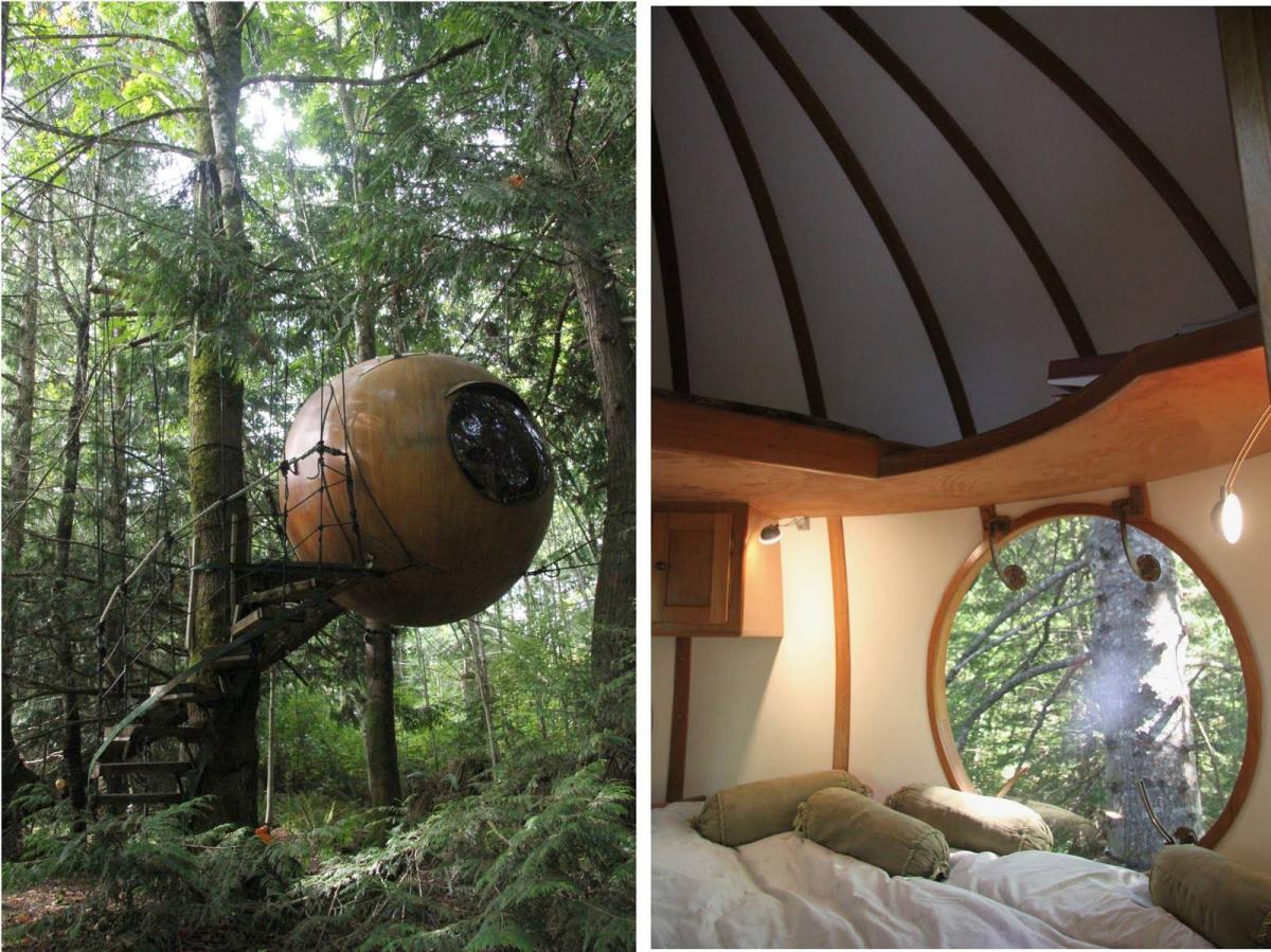 04-Sphere Houses on Vancouver Island