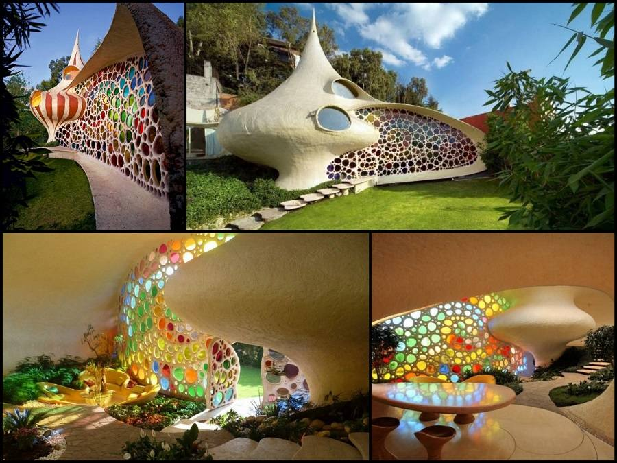 Organic architecture amazing sustainable home designs for Amazing home design architecture