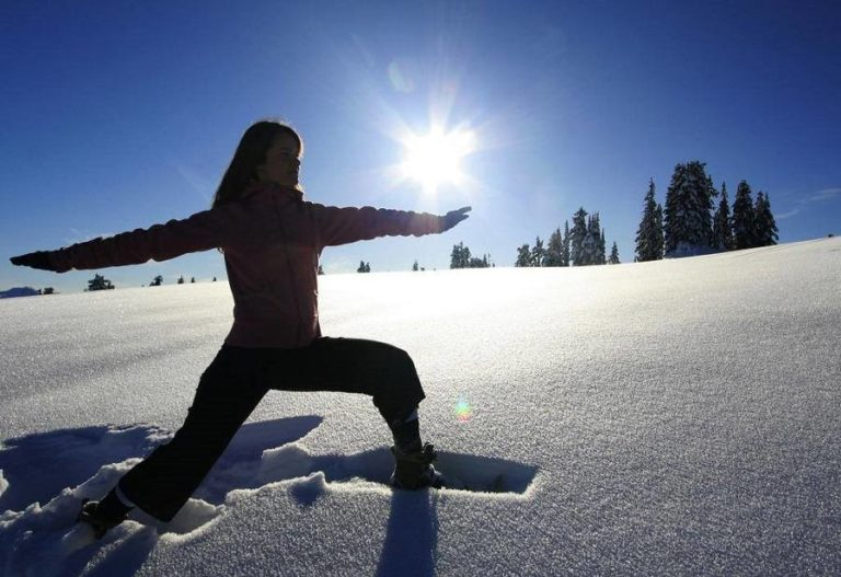 This Is Why Winter Yoga Should Become a Part of Your Life