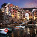 riomaggiore village Italy