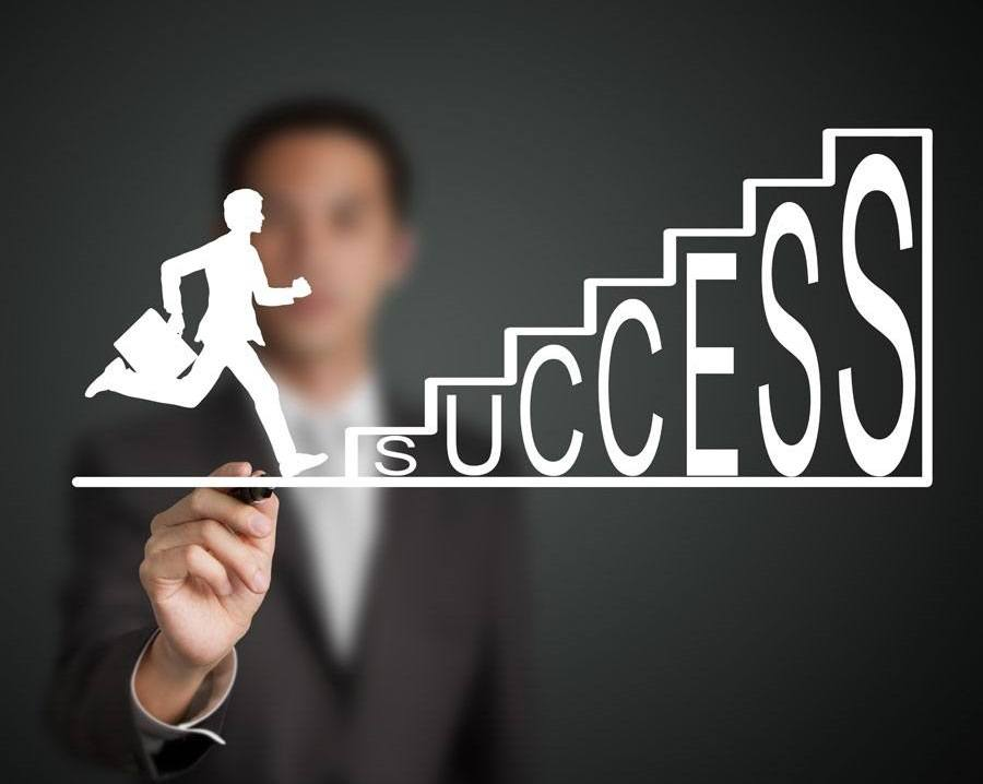 5 Steps To Becoming Successful