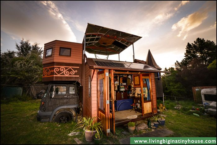 This Family Turned Their House Truck into Something Really Amazing!