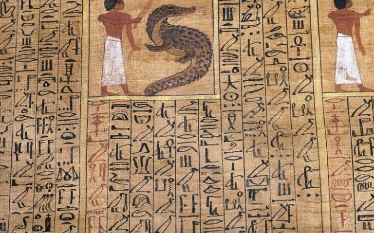 This 1,900-Year-Old Egyptian Papyrus Reveals Hangover Remedy