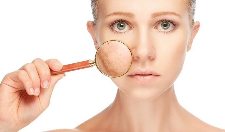What the Skin on Your Face Is Telling You about Your Health