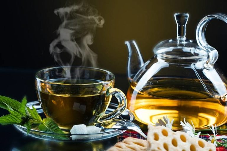 6 Teas for Weight Loss and Amazing Health Benefits