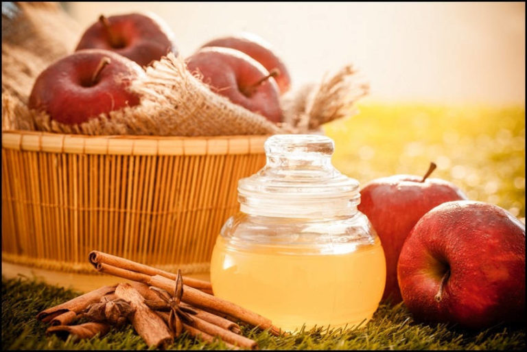 10 Unexpected Yet Amazing Uses for Apple Cider Vinegar