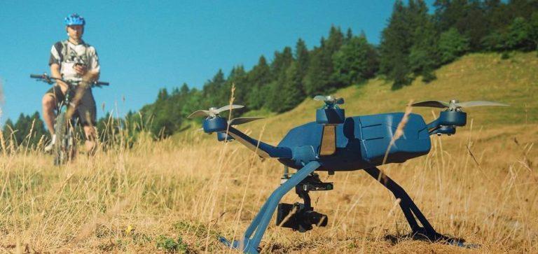 Hexo+ : A Fantastic Autonomous Flying Camera