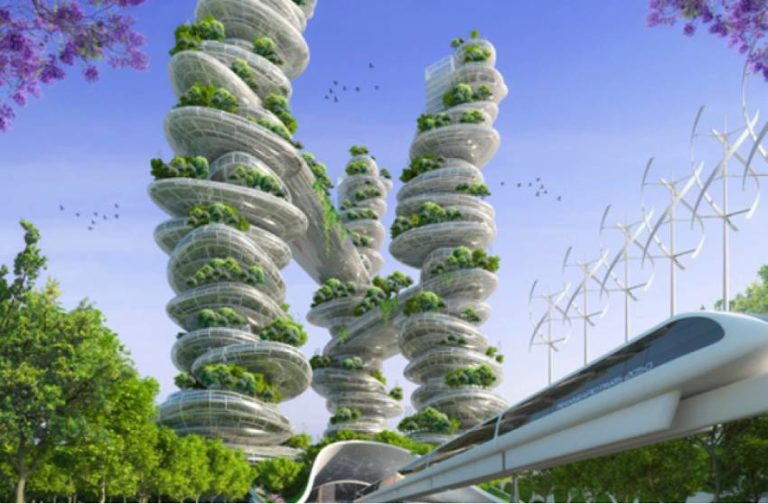 Read more about the article Why Vertical Farming is the Future of Food Production – Infographic