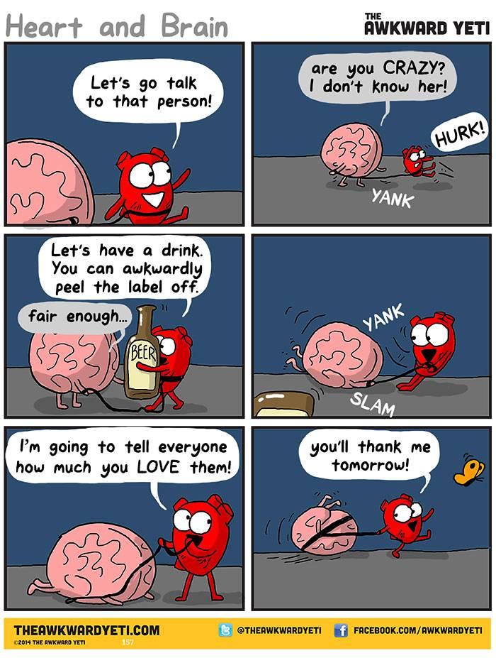 Heart and Brain 0