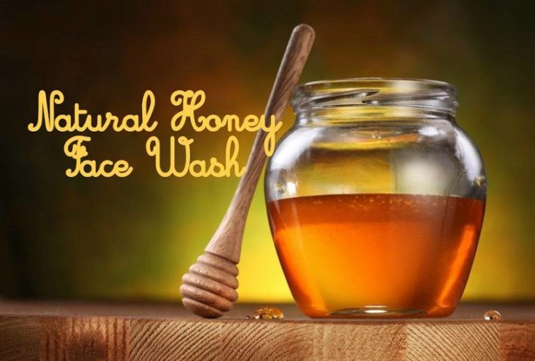 Homemade Honey Face Wash: Try It Today for a Natural, Nourished and Soft Skin