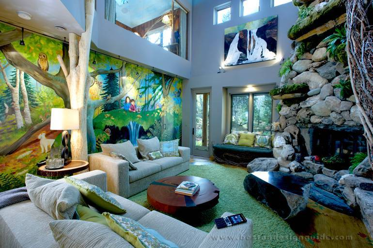 Bringing The Outdoors Indoors How To Add A Touch Of