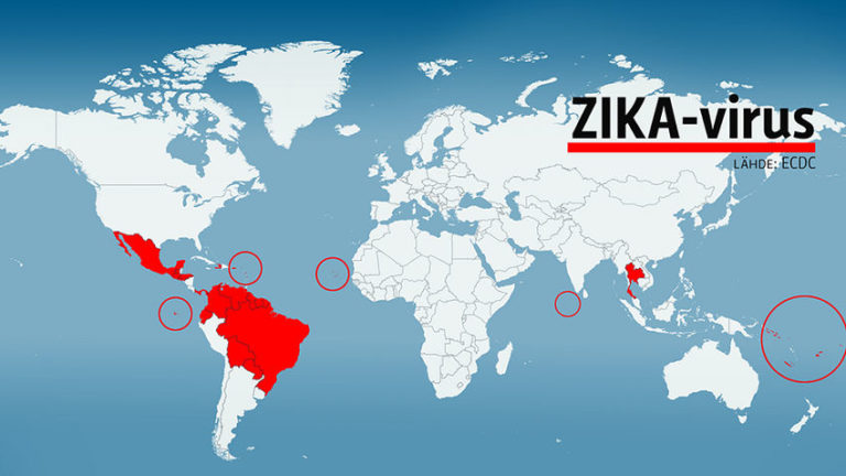 Your Travel Guide to Zika Virus: What You Need to Know