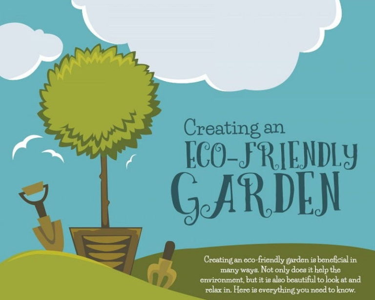 How to Create an Eco-Friendly Garden: Easier Than You Think!