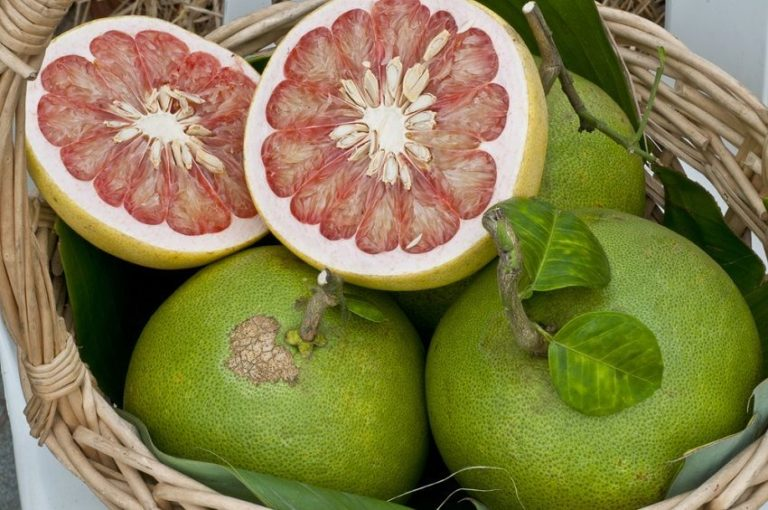 Here Is What Happens to Your Body When You Eat a Pomelo