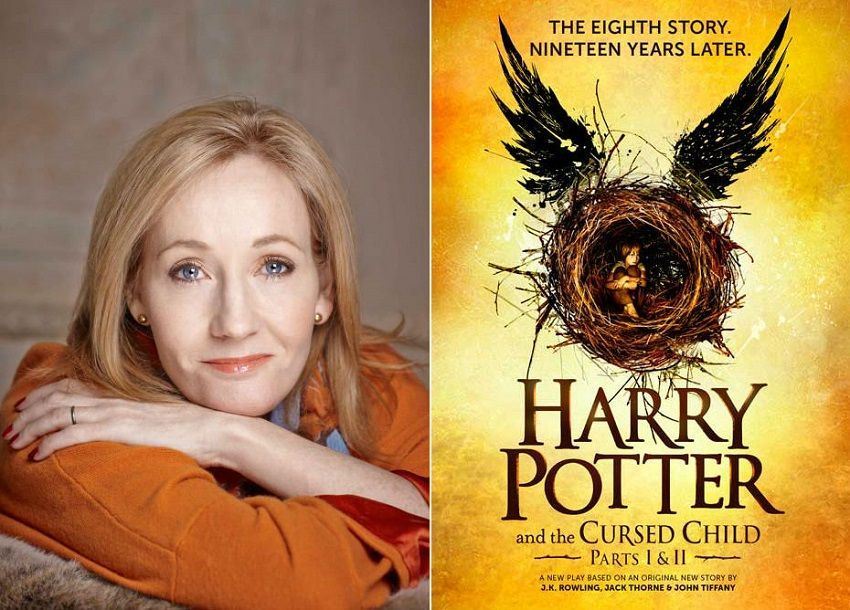 j k rowlings magical world essay Jk rowling is the creator of the harry potter fantasy series, one of the  to the ' harry potter' series, but an extension of the wizarding world.