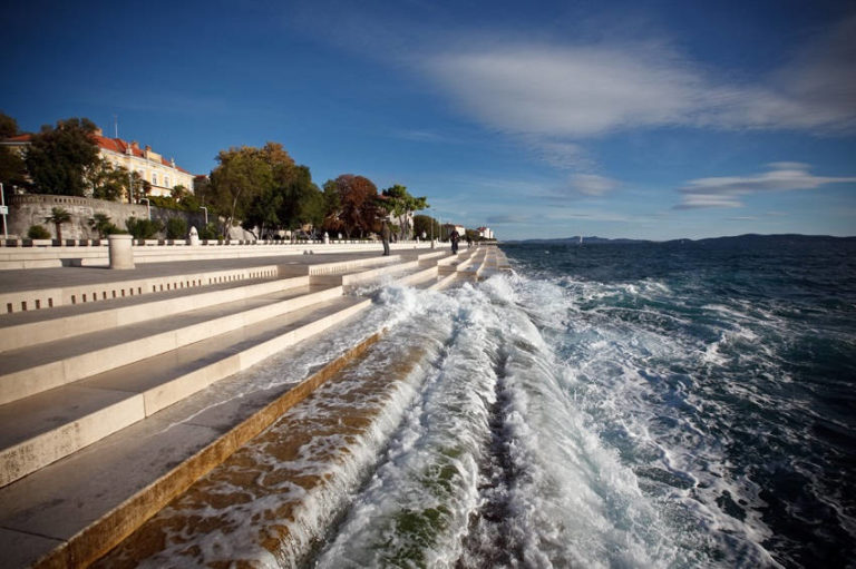 This Amazing Sea Organ Makes Haunting Music with Ocean Waves