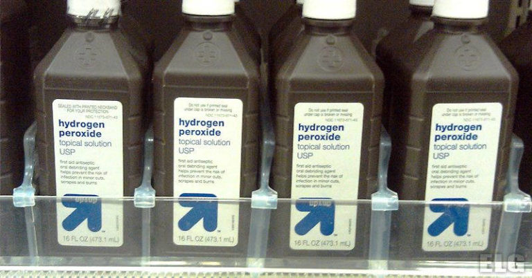 Here Is Why Hydrogen Peroxide Is Probably the Most Useful Item in Your Home