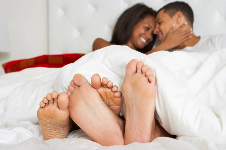 Good News for Cuddlers! Sleeping Together with Your Partner Is Good for Your Health