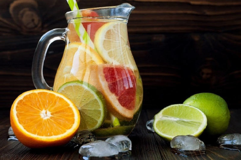 How to Make Flavored Water at Home, Packed with Health Benefits