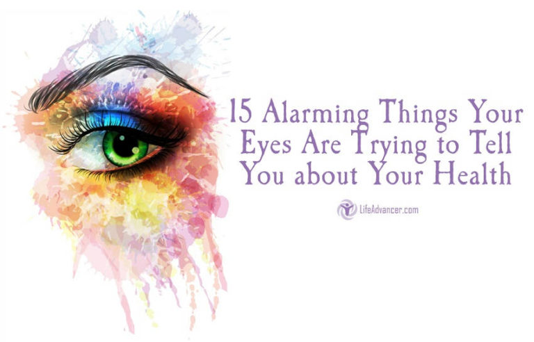 Read more about the article 15 Alarming Things Your Eyes Are Trying to Tell You about Your Health
