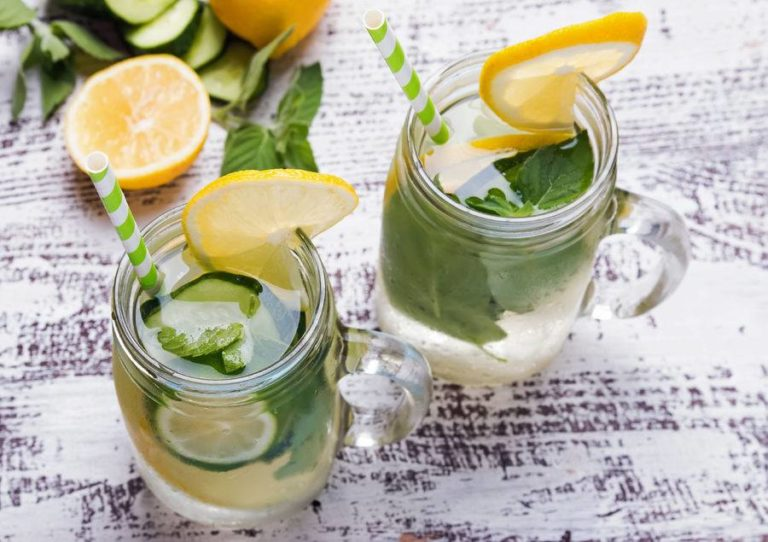 Why You Should Drink Cucumber Lemon Water Every Day