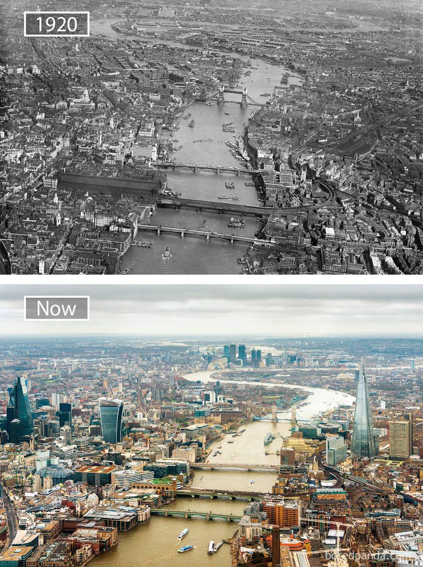 World's largest cities - London