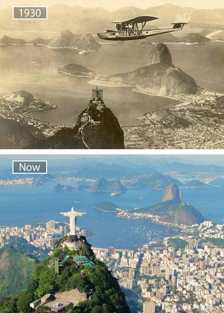 World's largest cities - Rio De Janeiro