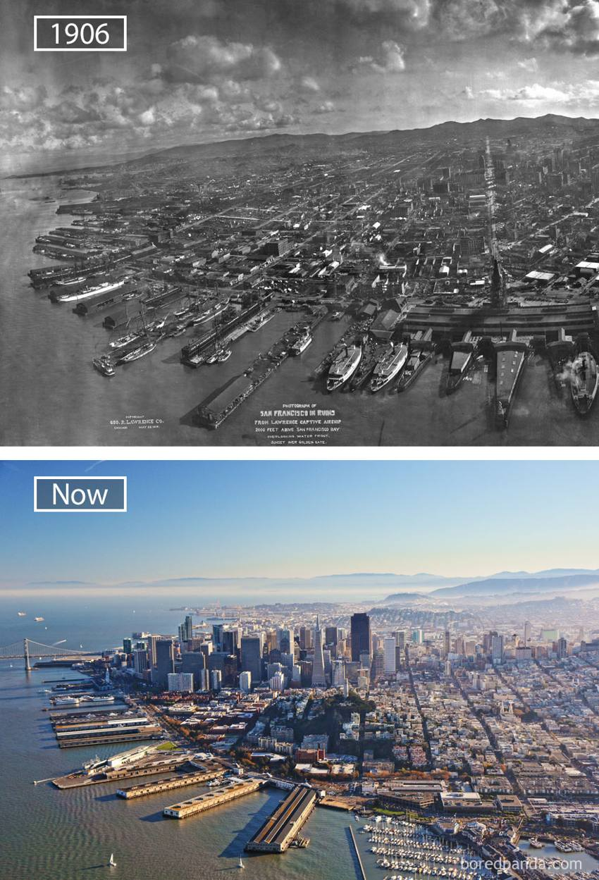 World's largest cities - San Francisco