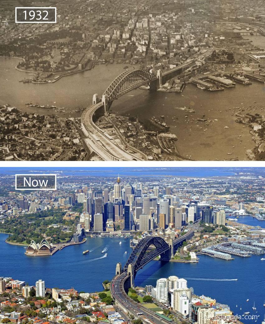World's largest cities - Sydney