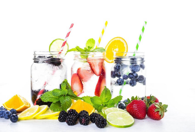 Read more about the article How to Make Homemade Flavored Water with These 8 Healthy Additions
