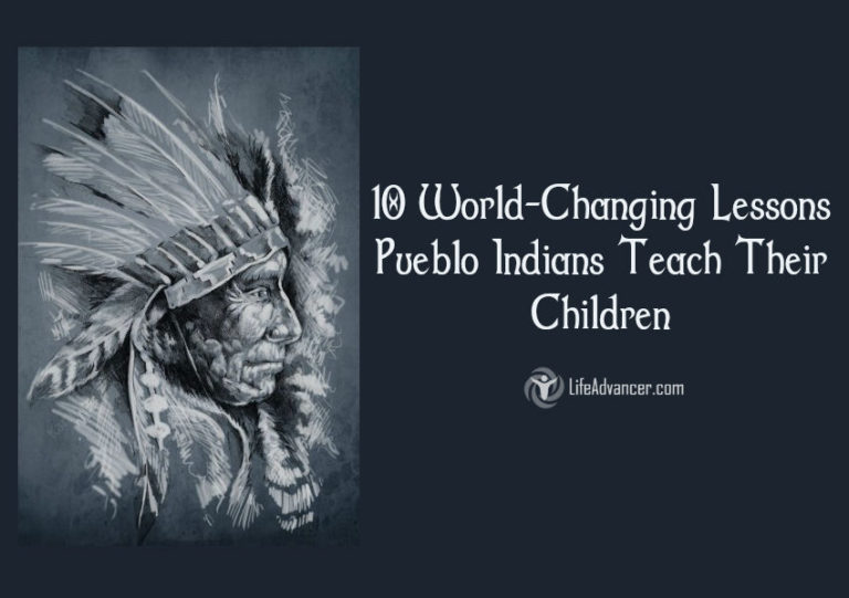 10 World-Changing Lessons Pueblo Indians Teach Their Children