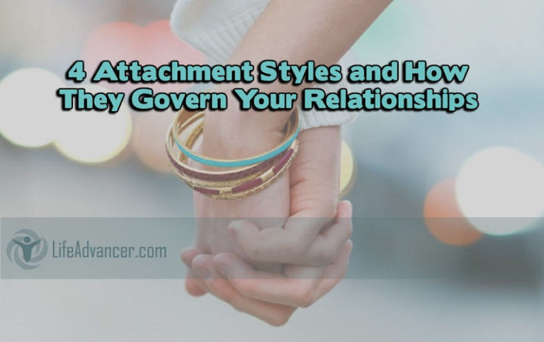 Read more about the article 4 Attachment Styles and How They Govern Your Relationships