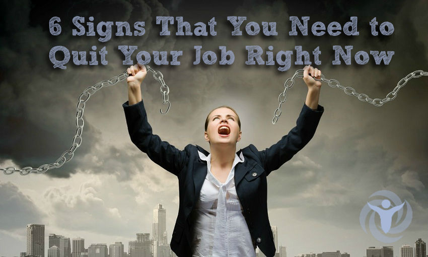 Signs That You Need to Quit Your Job