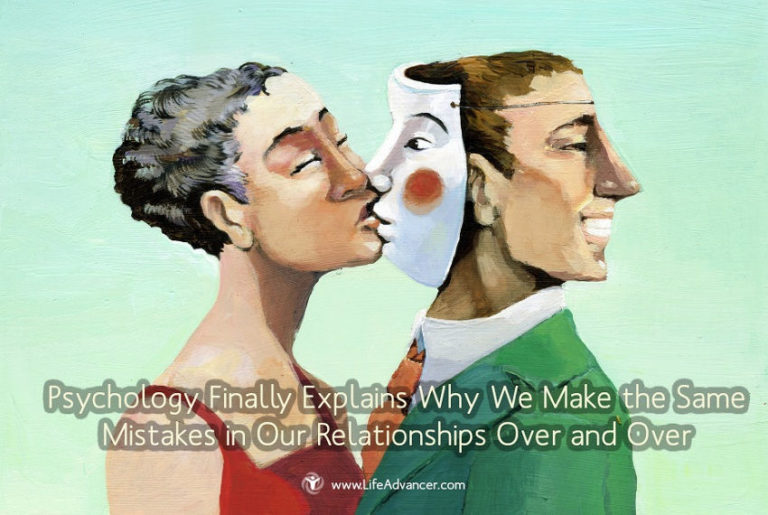 Read more about the article Why We Make the Same Mistakes in Relationships Over and Over