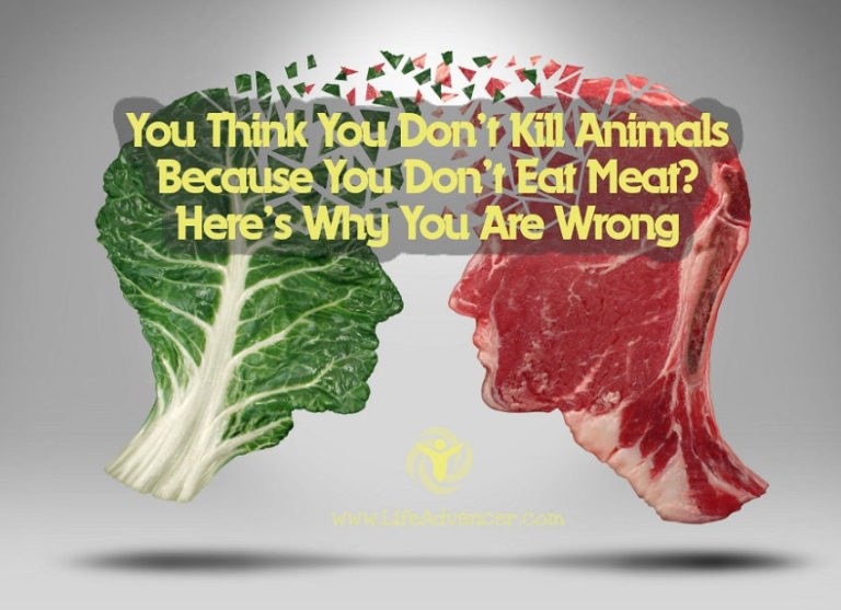 If You Don't Eat Meat, You Don't Kill Animals, Right? Wrong, Says Argentinian Naturalist