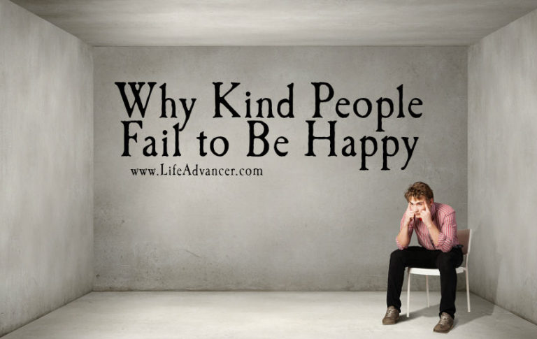 Kind People Often Fail at Being Happy and There Are 5 Reasons Why