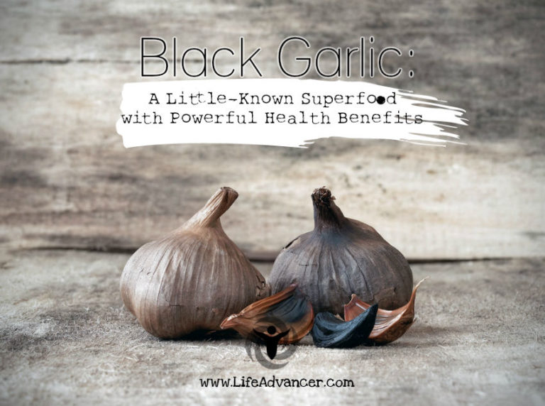 Black Garlic: a Little-Known Superfood with Powerful Health Benefits