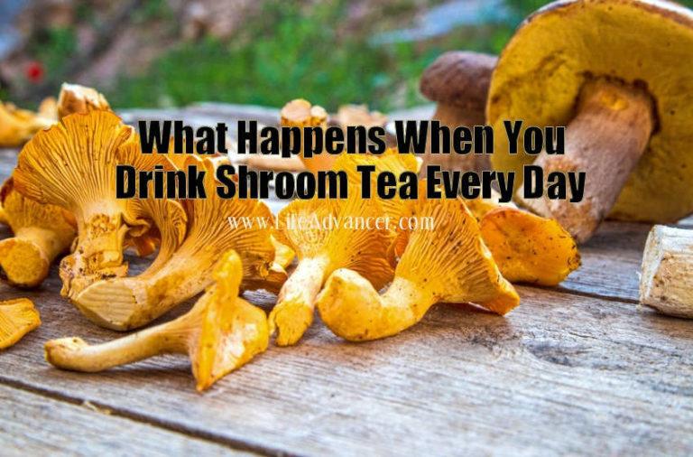 How to Make Shroom Tea That Has Incredible Health Benefits