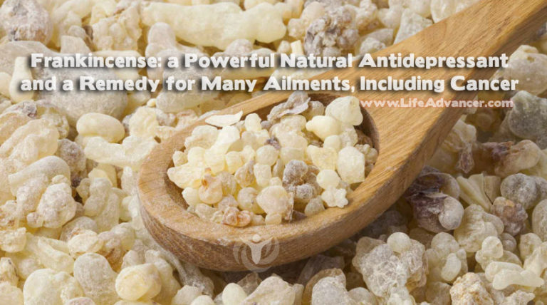 Frankincense Essential Oil Benefits for Treating Ailments