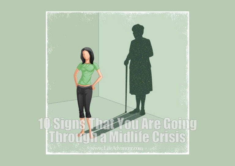 10 Signs That You Are Going Through a Midlife Crisis