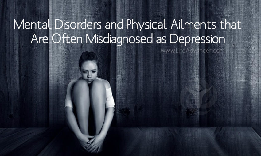 Mental Disorders Misdiagnosed Depression
